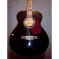 Freshman - FA1, Acoustic, Black